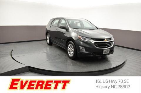 Pre-Owned 2018 Chevrolet Equinox LS FWD