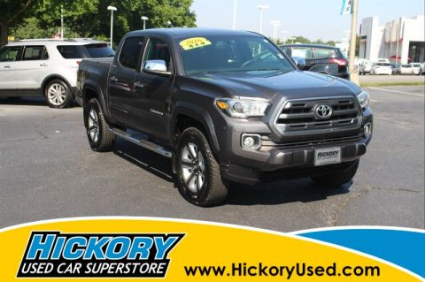 Pre-Owned 2016 Toyota Tacoma Limited Double Cab 4x4