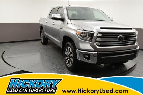 Pre-Owned 2018 Toyota Tundra Limited 5.7L V8 CrewMax 4x4