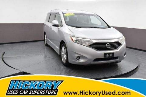 Pre-Owned 2011 Nissan Quest LE