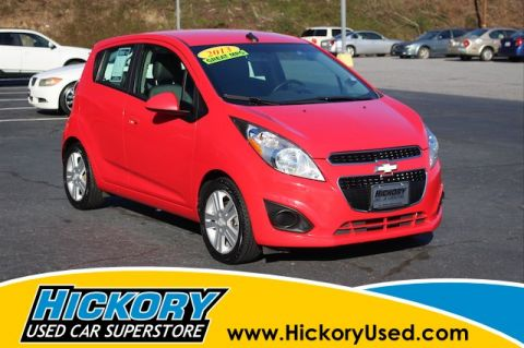 Pre-Owned 2013 Chevrolet Spark LS Manual Hatchback